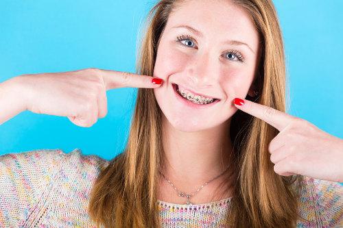 Ortodoncia con brackets valladolid