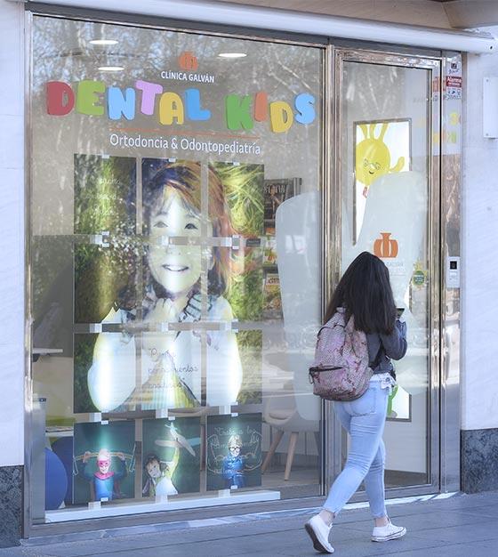 Contacto Clínica Dental Infantil en Valladolid