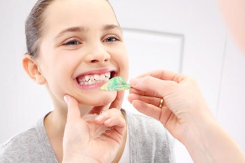 Ortodoncia Removible infantil valladolid