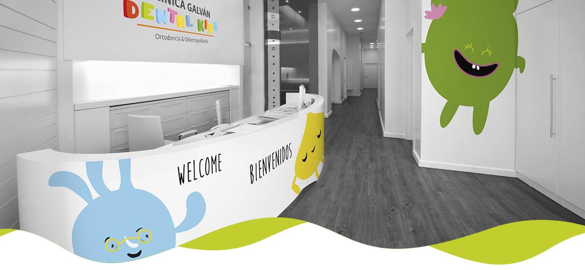 Abrimos la primera clínica dental infantil en Valladolid