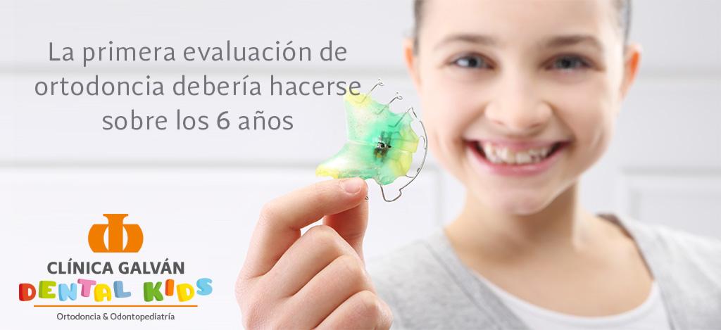 ¿Qué tipos de ortodoncia hay para niños?