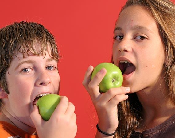 Salud oral en la preadolescencia
