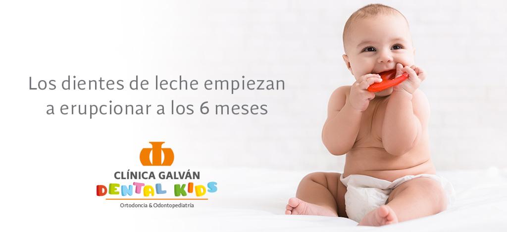 Cómo aliviar el dolor de la dentición en bebés