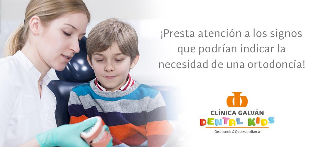 ¿Cómo puedo saber si mi hijo necesitará ortodoncia?